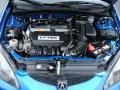 2006 Vivid Blue Pearl Acura RSX Sports Coupe  photo #21