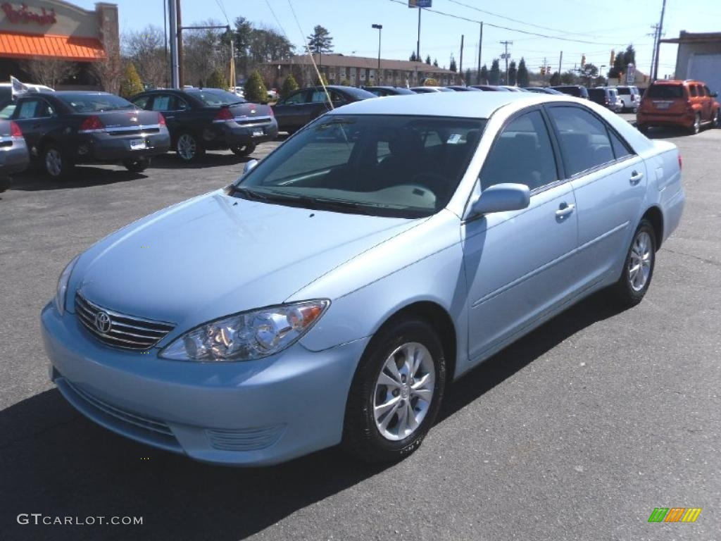 2006 sky blue pearl toyota camry le v6 26673462 photo 3 car color galleries. Black Bedroom Furniture Sets. Home Design Ideas