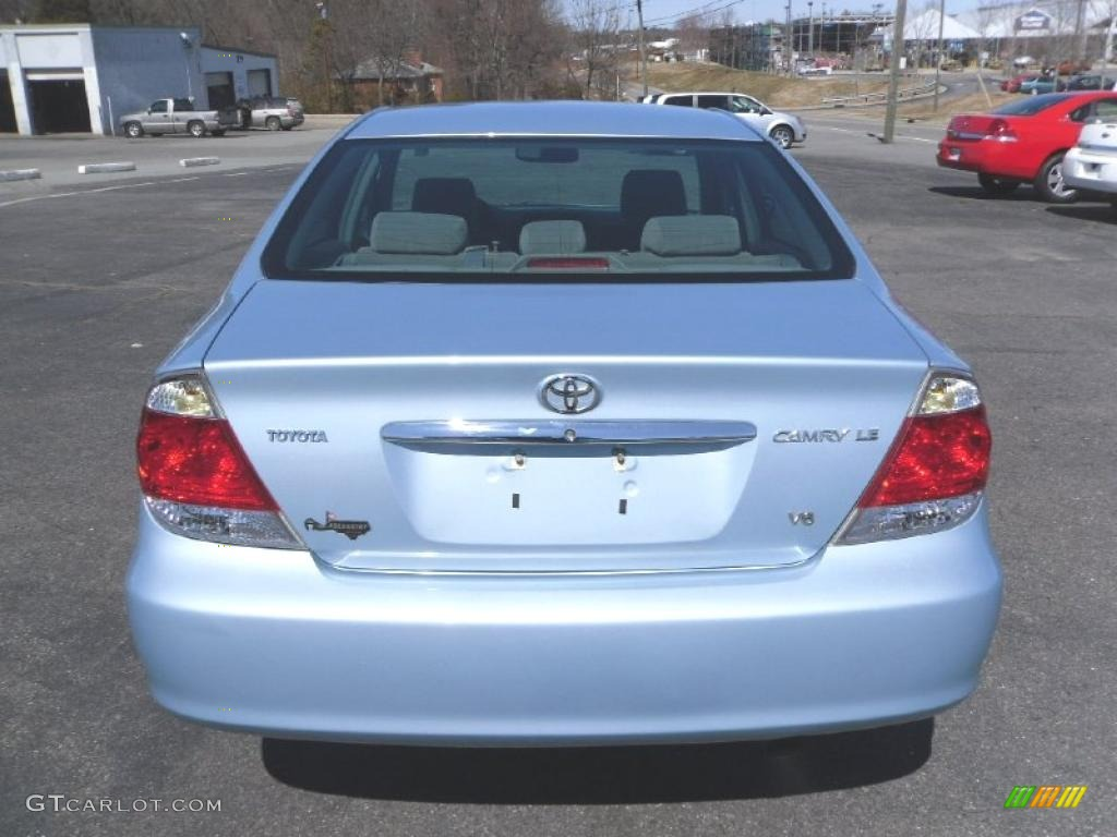 2006 sky blue pearl toyota camry le v6 26673462 photo 3. Black Bedroom Furniture Sets. Home Design Ideas