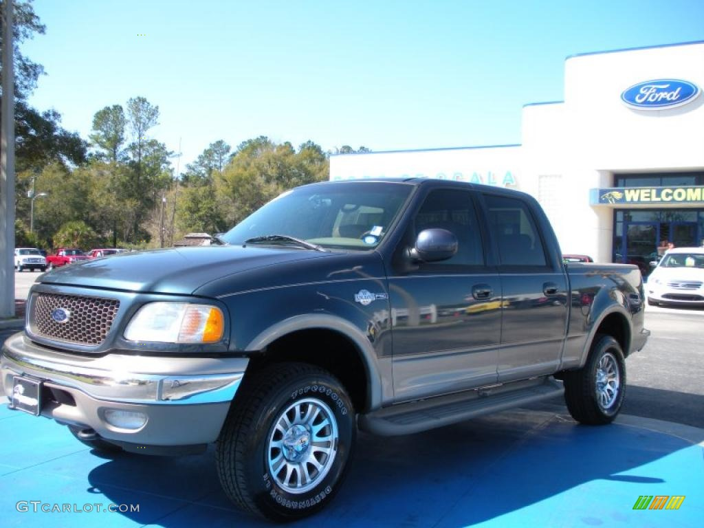 2001 ford f150 king ranch engine