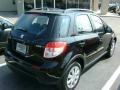 Black Pearl Metallic - SX4 Crossover Photo No. 6