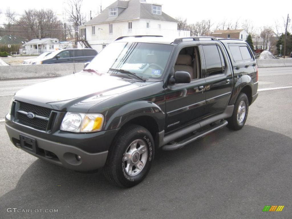 2002 ford explorer sport trac 4x4 aspen green metallic color. Cars Review. Best American Auto & Cars Review