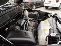 2006 Brilliant Black Crystal Pearl Dodge Ram 1500 Sport Quad Cab 4x4  photo #30