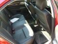 2008 Vivid Red Metallic Lincoln MKZ AWD Sedan  photo #11