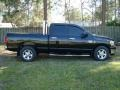 2008 Brilliant Black Crystal Pearl Dodge Ram 3500 Big Horn Edition Quad Cab  photo #1