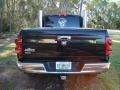 2008 Brilliant Black Crystal Pearl Dodge Ram 3500 Big Horn Edition Quad Cab  photo #3