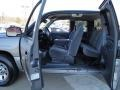 2006 Graystone Metallic Chevrolet Silverado 1500 LS Extended Cab 4x4  photo #9