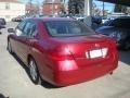 Moroccan Red Pearl - Accord SE Sedan Photo No. 2