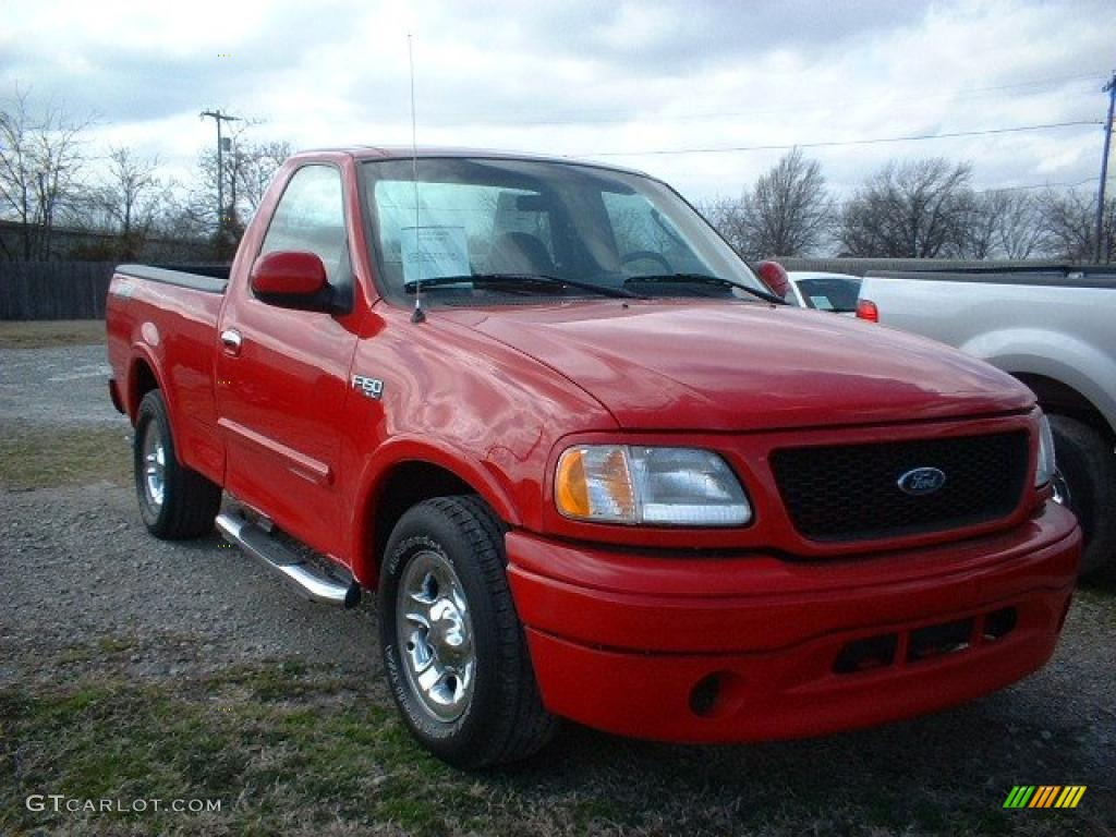 2003 bright red ford f150 stx regular cab 26744140 gtcarlot com car color galleries