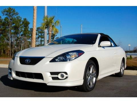 2008 toyota solara se v6 convertible data info and specs. Black Bedroom Furniture Sets. Home Design Ideas