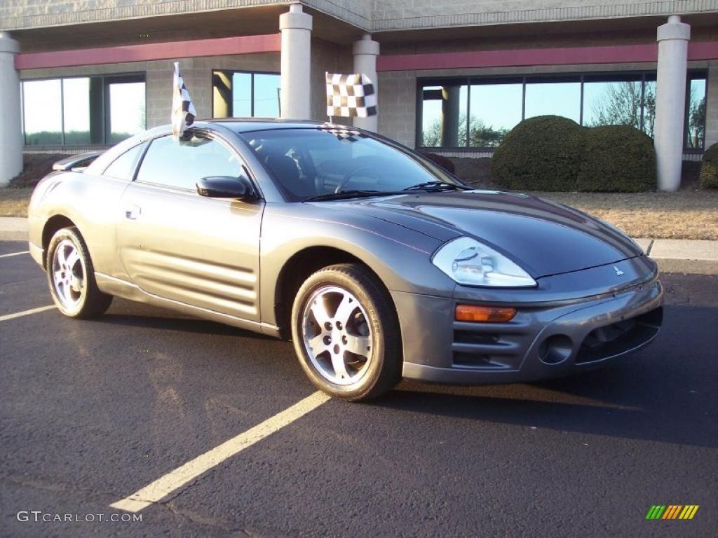 Anium Gray Pearl Mitsubishi Eclipse Gs Coupe