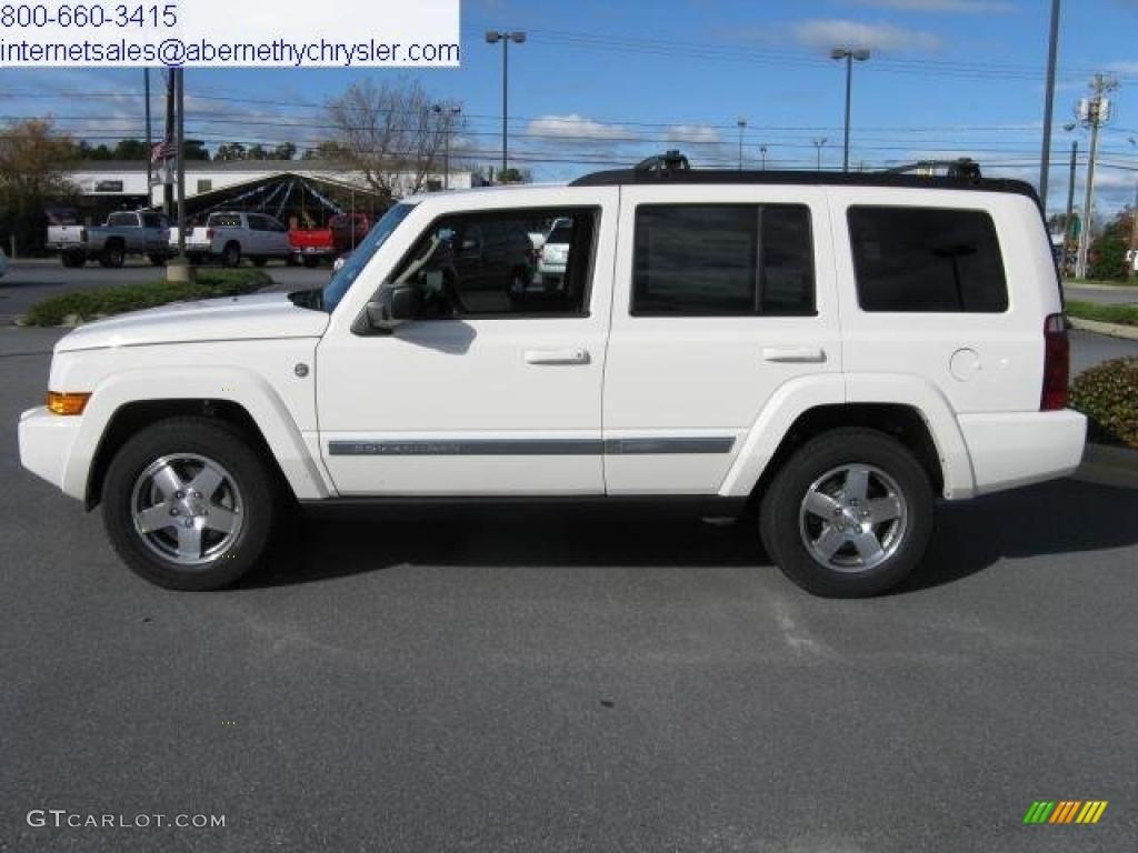 2010 stone white jeep commander sport 26778564 car color galleries. Black Bedroom Furniture Sets. Home Design Ideas