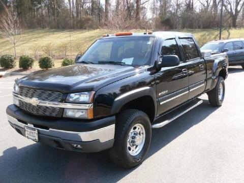 2003 chevrolet silverado 1500 lt crew cab 4x4 data info. Black Bedroom Furniture Sets. Home Design Ideas