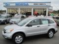 2010 Alabaster Silver Metallic Honda CR-V LX  photo #1