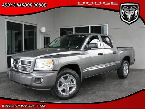 2010 Dodge Dakota Laramie Crew Cab Data, Info and Specs
