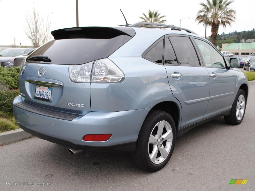 2008 breakwater blue metallic lexus rx 350 26881958 photo 7 car color galleries. Black Bedroom Furniture Sets. Home Design Ideas