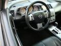 2007 Super Black Nissan Murano SL AWD  photo #10