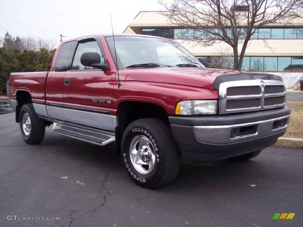 1998 radiant fire pearl dodge ram 1500 laramie slt. Black Bedroom Furniture Sets. Home Design Ideas