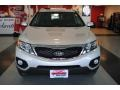 2011 Bright Silver Kia Sorento EX AWD  photo #11