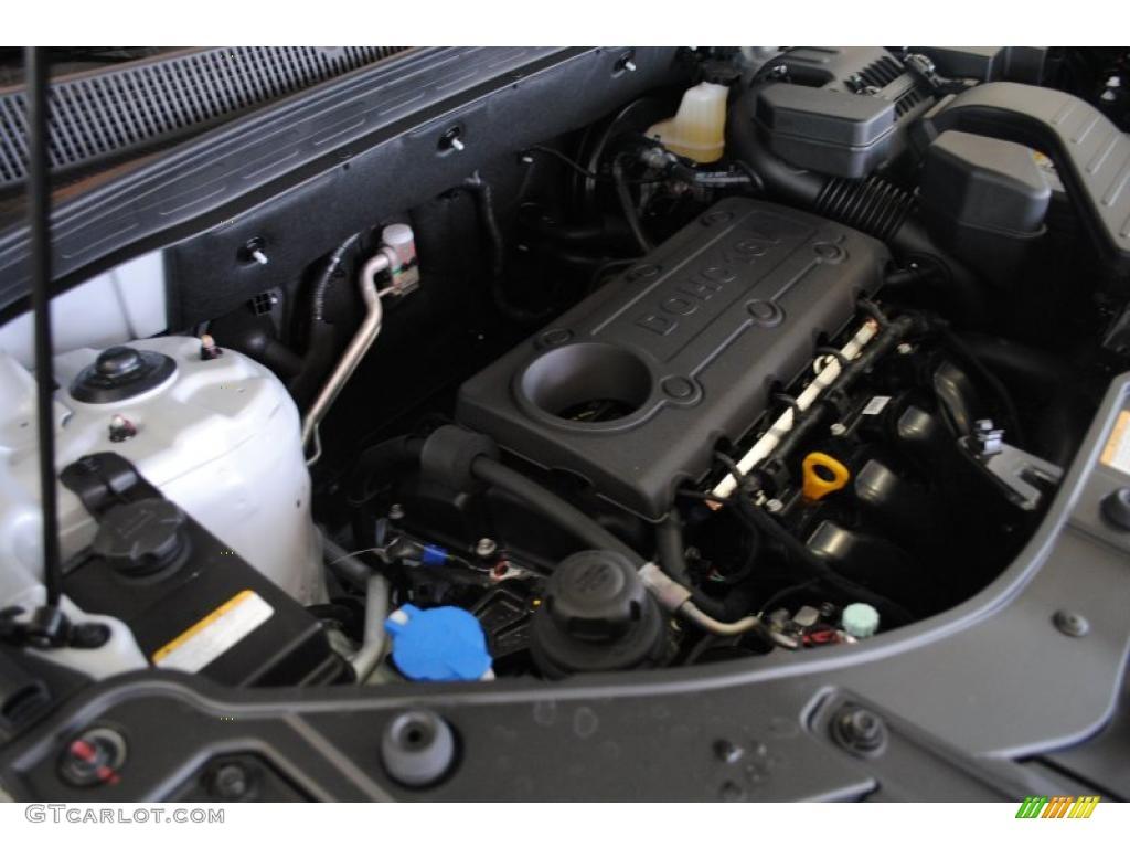 2011 Sorento EX AWD - Bright Silver / Black photo #25