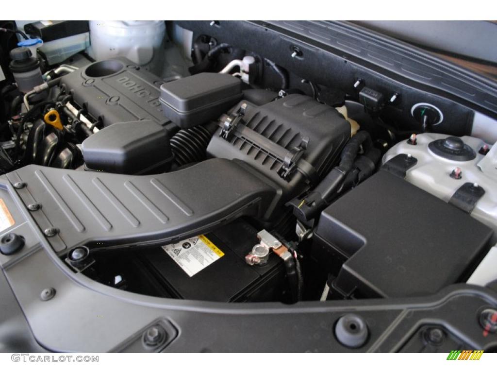 2011 Sorento EX AWD - Bright Silver / Black photo #26