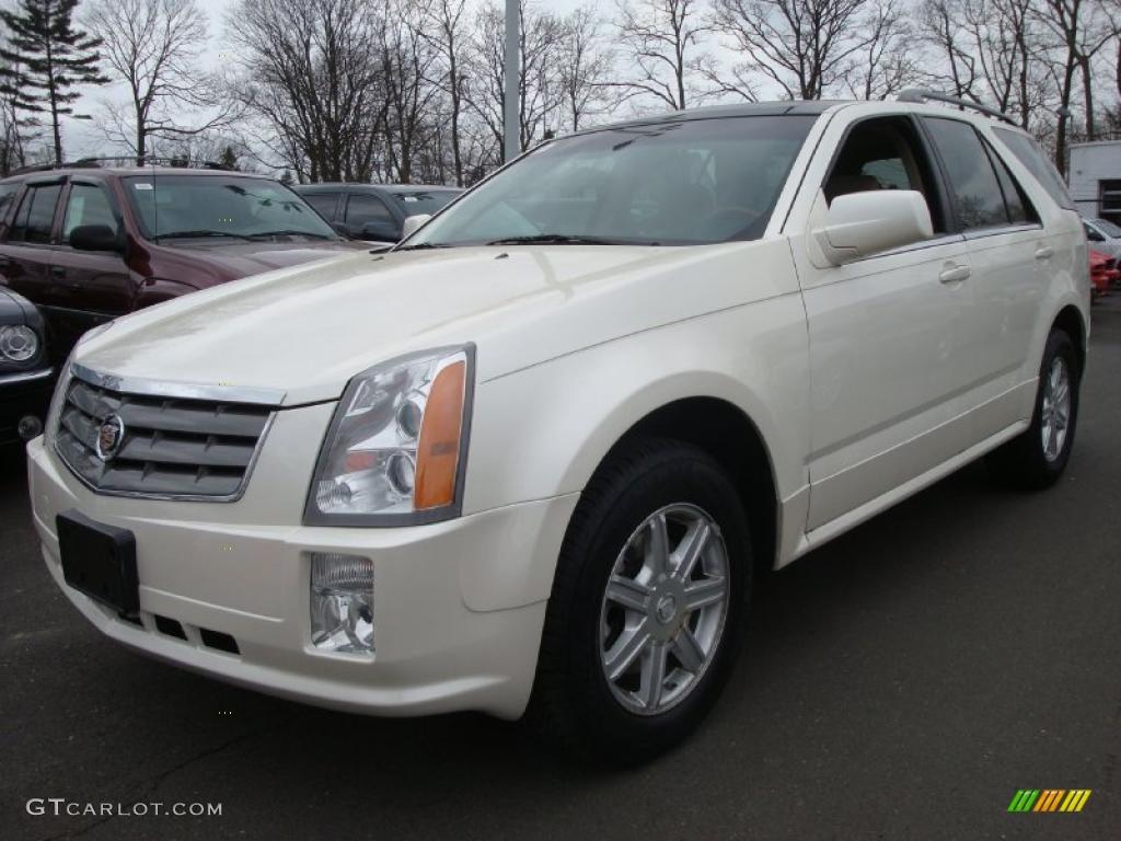 Cadillac Srx White Diamond 2004 Srx v6 White Diamond