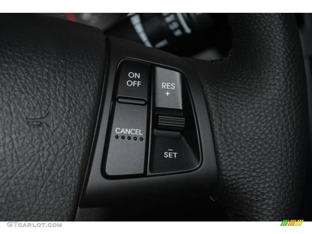 2011 Sorento EX AWD - Spicy Red / Beige photo #32