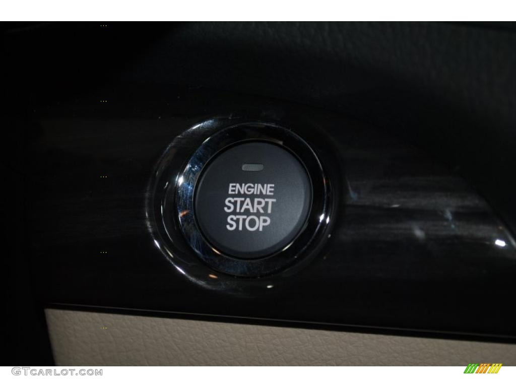 2011 Sorento EX AWD - Spicy Red / Beige photo #45