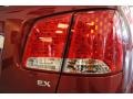 2011 Spicy Red Kia Sorento EX AWD  photo #53