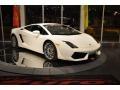 Bianco Monocerus (White) 2009 Lamborghini Gallardo LP560-4 Coupe E-Gear