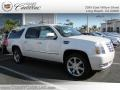 White Diamond - Escalade ESV Photo No. 1