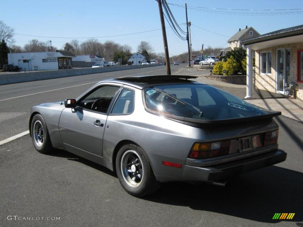 1985 medium gray porsche 944 #26935937 photo #4 | gtcarlot