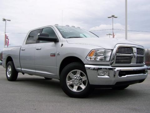2010 Dodge Ram 3500 Big Horn Mega Cab 4x4 Dually Data, Info and Specs