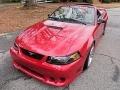 2000 Laser Red Metallic Ford Mustang Saleen S281 Speedster  photo #1