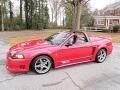 2000 Laser Red Metallic Ford Mustang Saleen S281 Speedster  photo #3