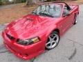 2000 Laser Red Metallic Ford Mustang Saleen S281 Speedster  photo #14