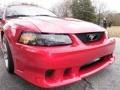 2000 Laser Red Metallic Ford Mustang Saleen S281 Speedster  photo #15