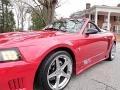 2000 Laser Red Metallic Ford Mustang Saleen S281 Speedster  photo #19