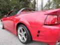 2000 Laser Red Metallic Ford Mustang Saleen S281 Speedster  photo #20