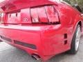 2000 Laser Red Metallic Ford Mustang Saleen S281 Speedster  photo #25