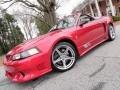 2000 Laser Red Metallic Ford Mustang Saleen S281 Speedster  photo #32