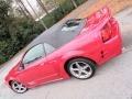 2000 Laser Red Metallic Ford Mustang Saleen S281 Speedster  photo #56