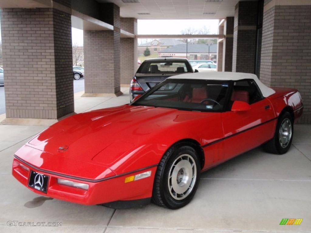 1987 Corvette For Sale at Buyavette® - Atlanta, Georgia