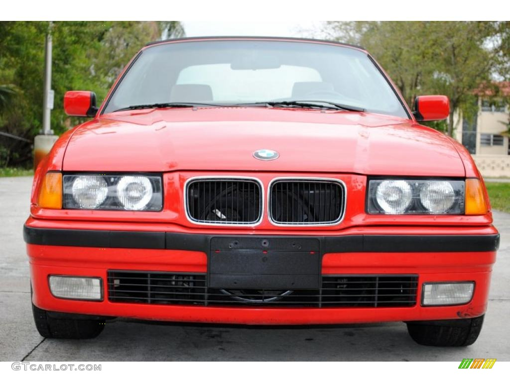 bright red 1996 bmw 3 series 328i convertible exterior photo 27005727. Black Bedroom Furniture Sets. Home Design Ideas