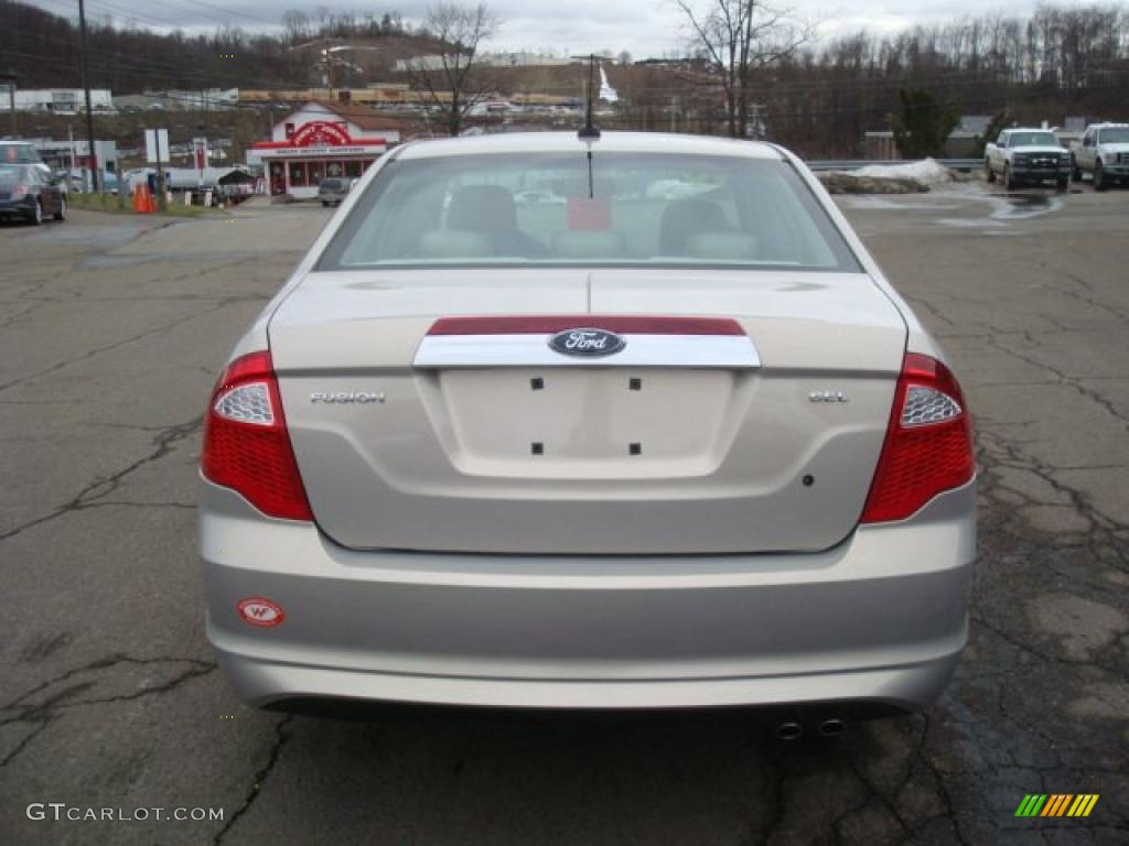 2010 Fusion SEL - Smokestone Metallic / Medium Light Stone photo #3