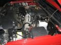 2005 Victory Red Chevrolet Silverado 1500 Z71 Crew Cab 4x4  photo #24