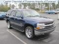 Indigo Blue Metallic 2002 Chevrolet Tahoe Gallery