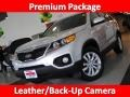 2011 Bright Silver Kia Sorento EX  photo #1