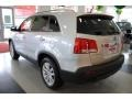 2011 Bright Silver Kia Sorento EX  photo #5
