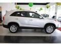 2011 Bright Silver Kia Sorento EX  photo #9